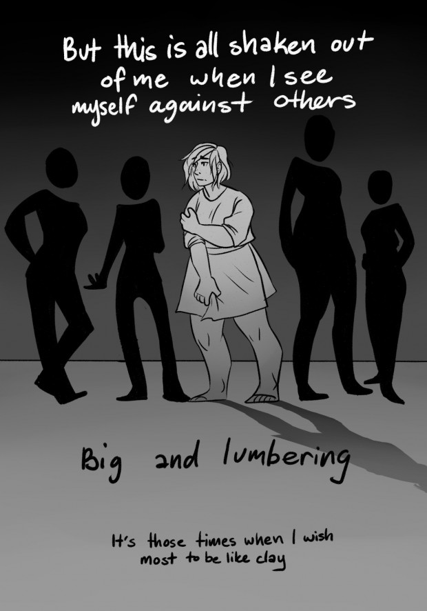 This Comic Depicting Curvy Women's Everyday Struggles Is a Must-See