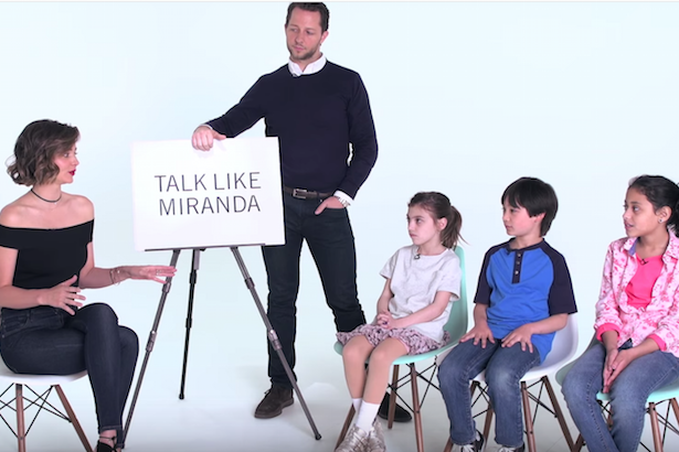 talk like miranda kerr