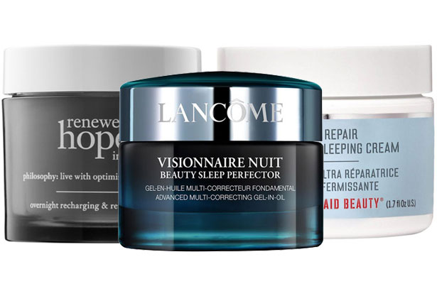 7 Best Night Creams For Flawless Skin While You Sleep