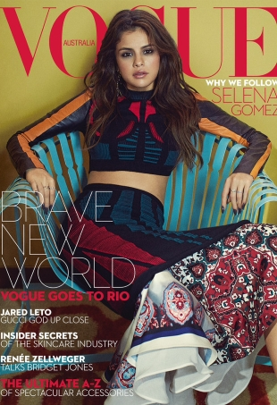 Vogue Australia September 2016 : Selena Gomez by Emma Summerton