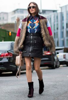 All the Best Street Style Looks From London Fashion Week Spring 2017
