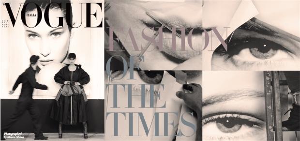 Vogue Italia September 2016 by Steven Meisel