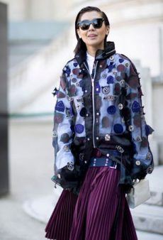 All the Best Street Style Looks From Paris Fashion Week Spring 2017