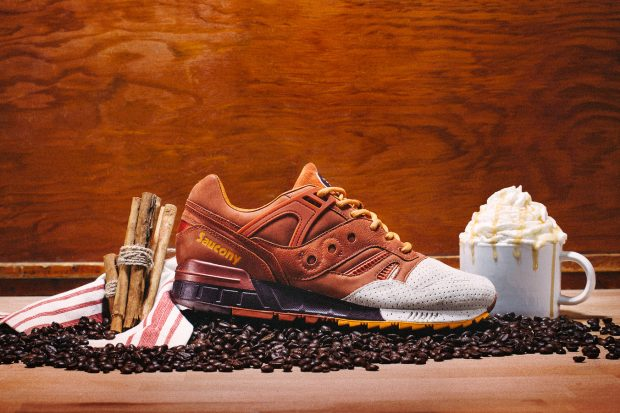 Saucony introduces its limited-release PSL trainer.