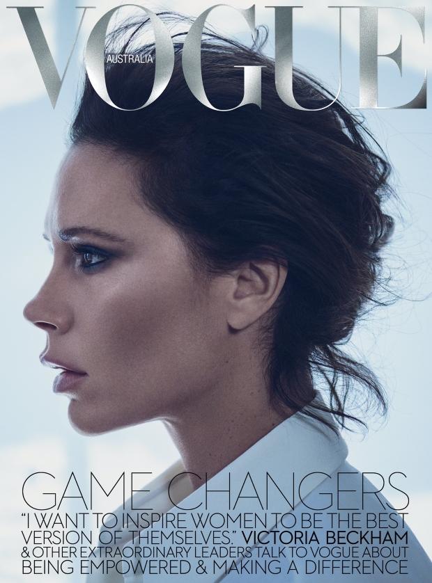 Vogue Australia November 2016 : Victoria Beckham by Boo George