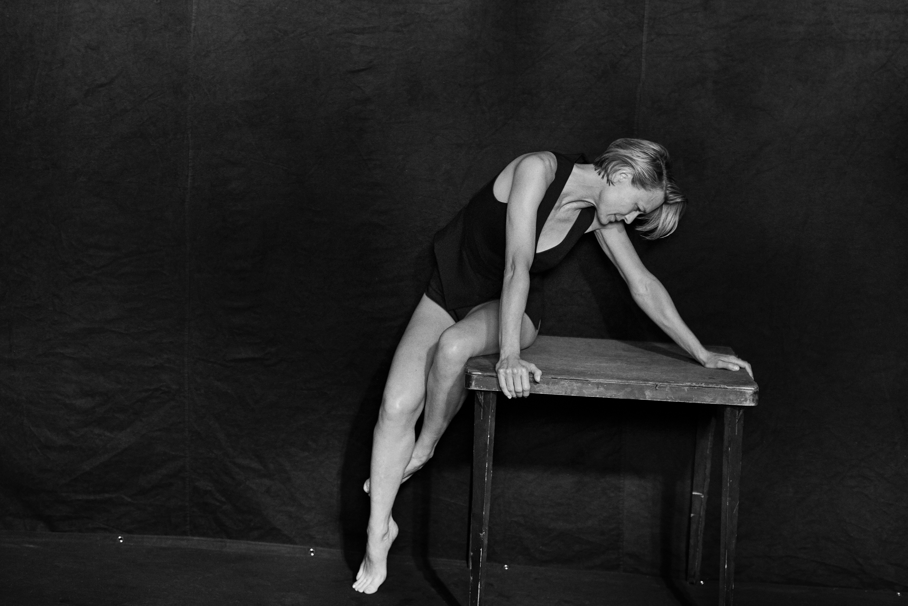 Robin Wright in the 2017 Pirelli Calendar.