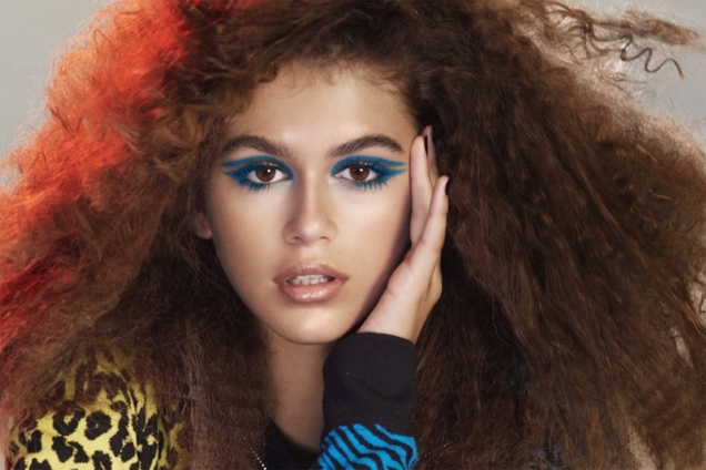 Marc Jacobs Beauty 2016 : Kaia Gerber by David Sims