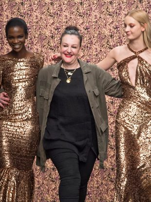 Designer Sophie Theallet will not be dressing Melania Trump.