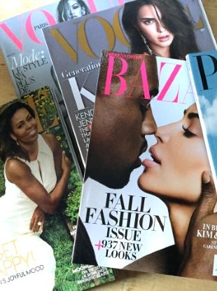 Best Magazine Covers 2016 Portrait