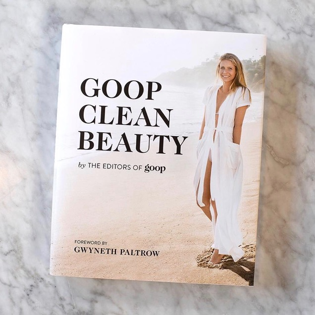 Goop Clean Beauty Book Cover