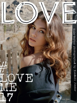 Love #17 S/S 2017 by Kendall Jenner