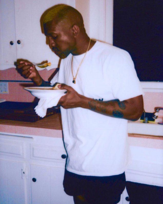 Kanye's chill, everything's chill; Image: @kimkardashian
