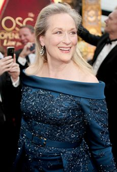 Meryl Streep Had the Best Response to Karl Lagerfeld's Dress Comments