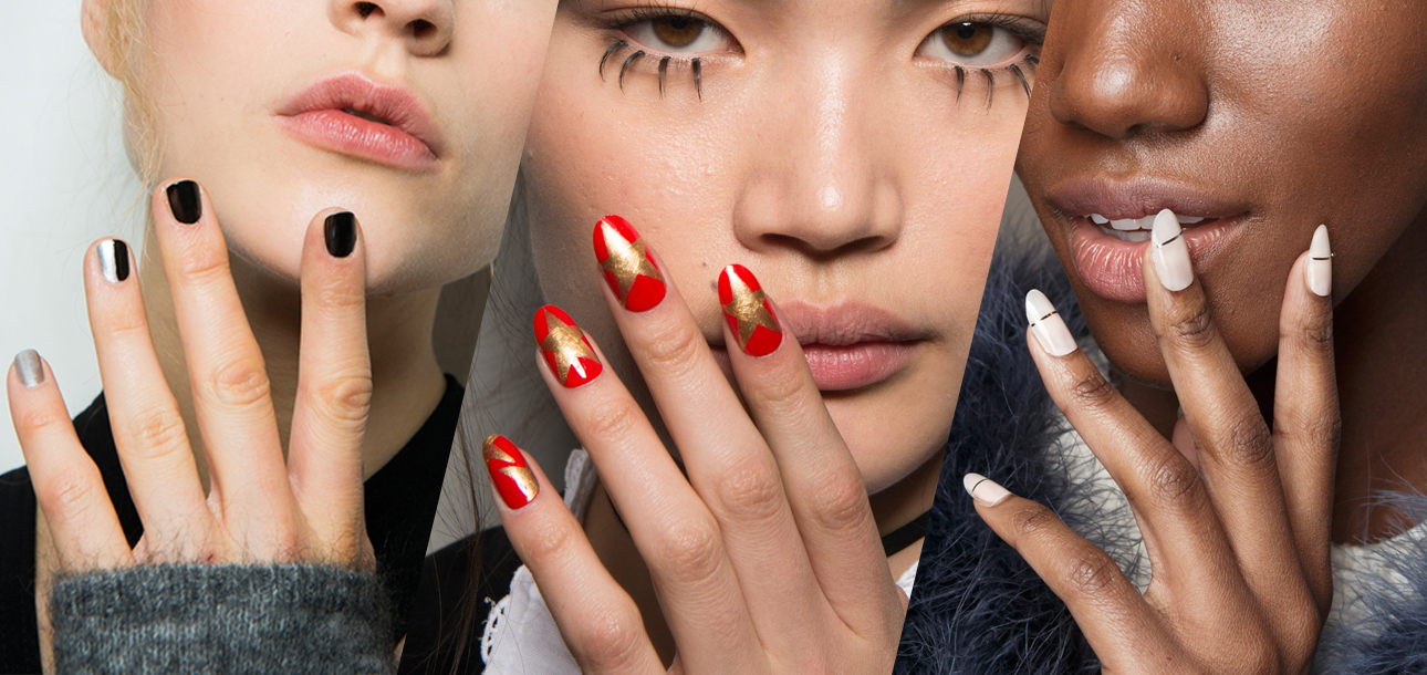 Nail Layering Is Trending for Fall