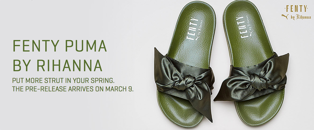 9525c5a3bbce What to Expect From Thursday s Fenty Puma by Rihanna Pre-Release ...