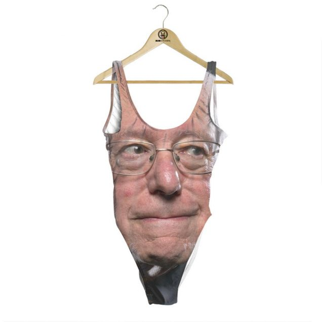 Bernie One Piece Swimsuit, $49.95 at Beloved Image: Courtesy