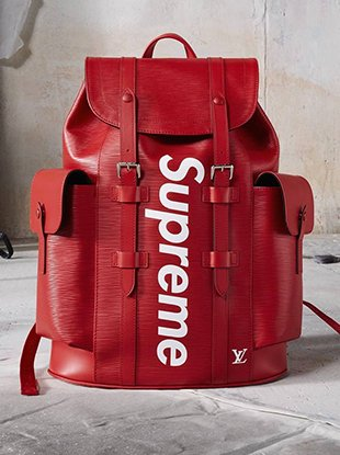 Louis Vuitton x Supreme merch hits pop-ups in London, Paris, Miami, Los Angeles, Tokyo, Beijing, Seoul and Sydney today.