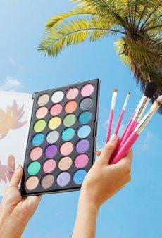 The Beauty Edit: Summer's Best Makeup Palettes