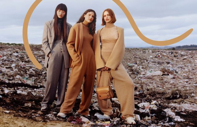 Stella McCartney's Fall 2017 Campaign Was Shot In a Landfill