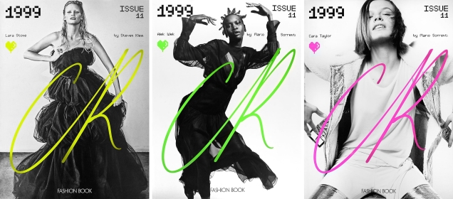 CR Fashion Book #11 by Steven Klein