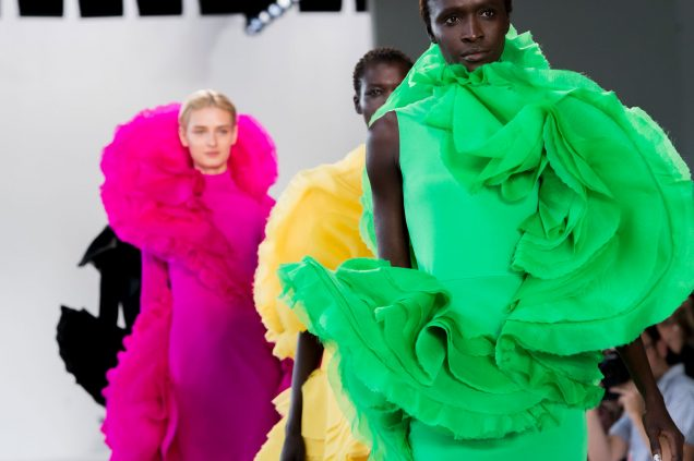 72aa31a81dc Diversity Report  Every Runway at New York Fashion Week Featured at Least 2  Models of Color for Spring 2018
