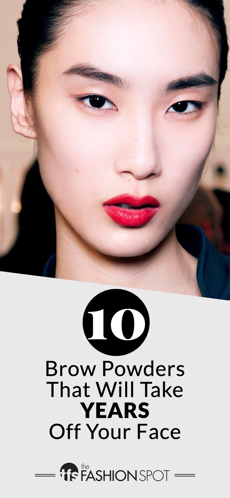 10 Best Eyebrow Powders That Will Take Years Off Your Face