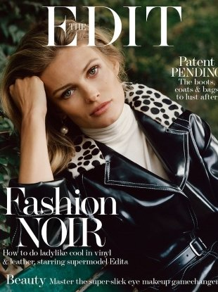 The Edit October 26, 2017 : Edita Vilkeviciute by Quentin de Briey