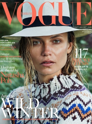 Vogue Netherlands November 2017 : Natasha Poly by Alique