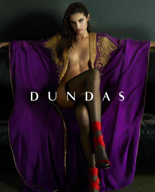 Dundas Resort 2018 : Sara Sampaio by Mert Alas & Marcus Piggott