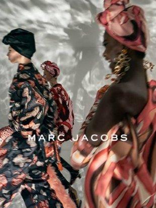 Marc Jacobs S/S 18 by Steven Meisel