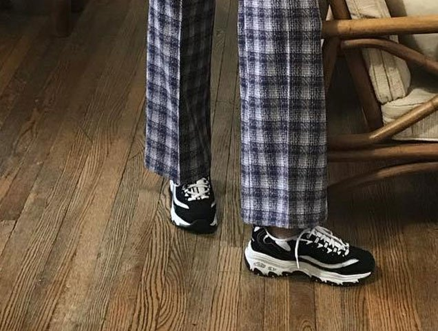 e7c5c33960 Question: Are Skechers Really Back? - theFashionSpot