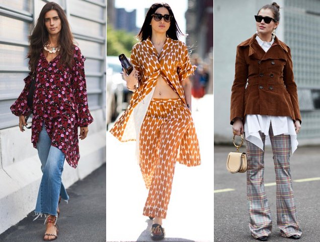 Street style has expanded in recent seasons to include longer shirts