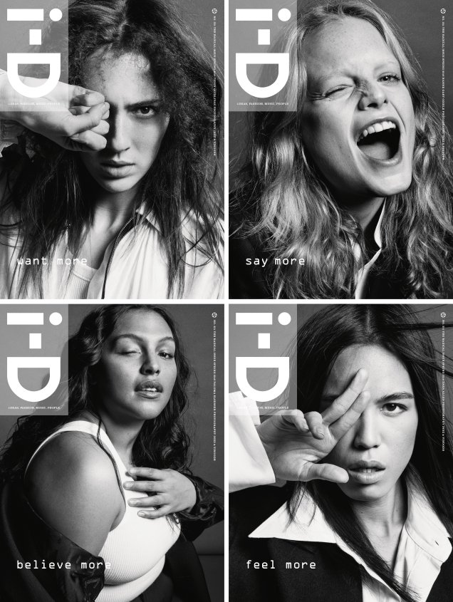 i-D Spring 2018 : The Radical Issue