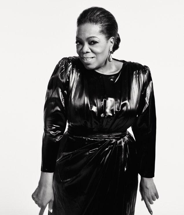 WSJ March 2018 : Oprah Winfrey by Mario Sorrenti