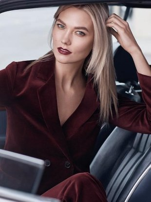 Karlie Kloss Becomes Estée Lauder's New Brand Ambassador
