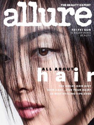 Allure June 2018 : Fei Fei, Fernanda, & Soo Joo by Solve Sundsbo