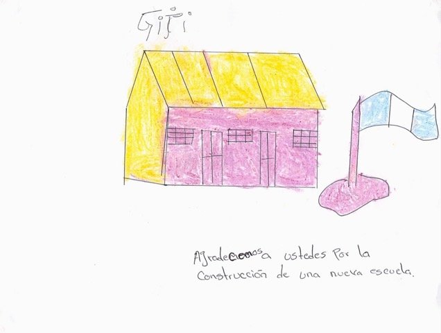 Gigi Hadid Receives Children s Drawings - theFashionSpot 33a223566