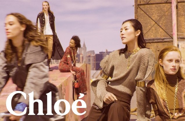 Chloé F/W 2018.19 by Steven Meisel