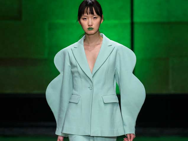 Color Trend Neo Mint Is Here To Perk Up Your Fall Wardrobe Thefashionspot