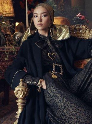 Zara F/W 2018.19 by Steven Meisel