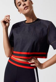 Is Denim the Next Big Trend in Activewear?