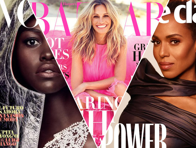 All the November 2018 Magazine Covers We Loved and Hated
