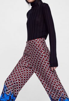 Wake Up Your Fall Wardrobe With Patterned Pants