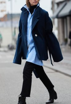 30 Cool Outfit Ideas to Keep You Warm Every Single Day of November