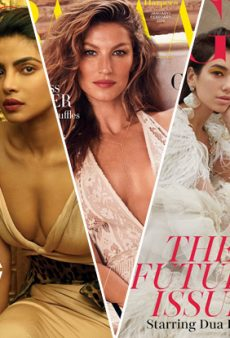 All the January 2019 Magazine Covers We Loved and Hated