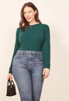 Major: You Can Now Get Reformation Jeans Up to Size 24