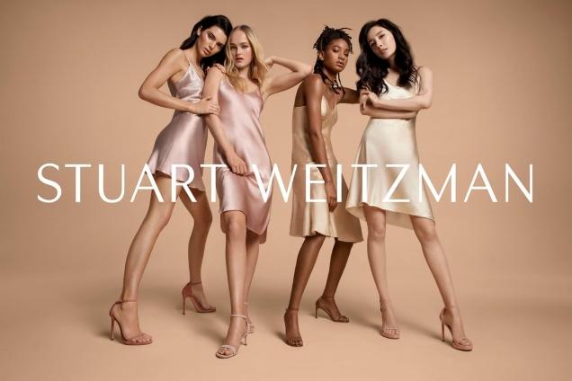 Stuart Weitzman S/S 2019 by Inez van Lamsweerde & Vinoodh Matadin