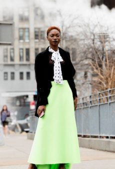 All the Best Street Style Looks From New York Fashion Week Fall 2019