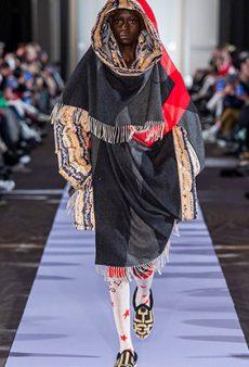 Vivienne Westwood Fall 2019 Runway