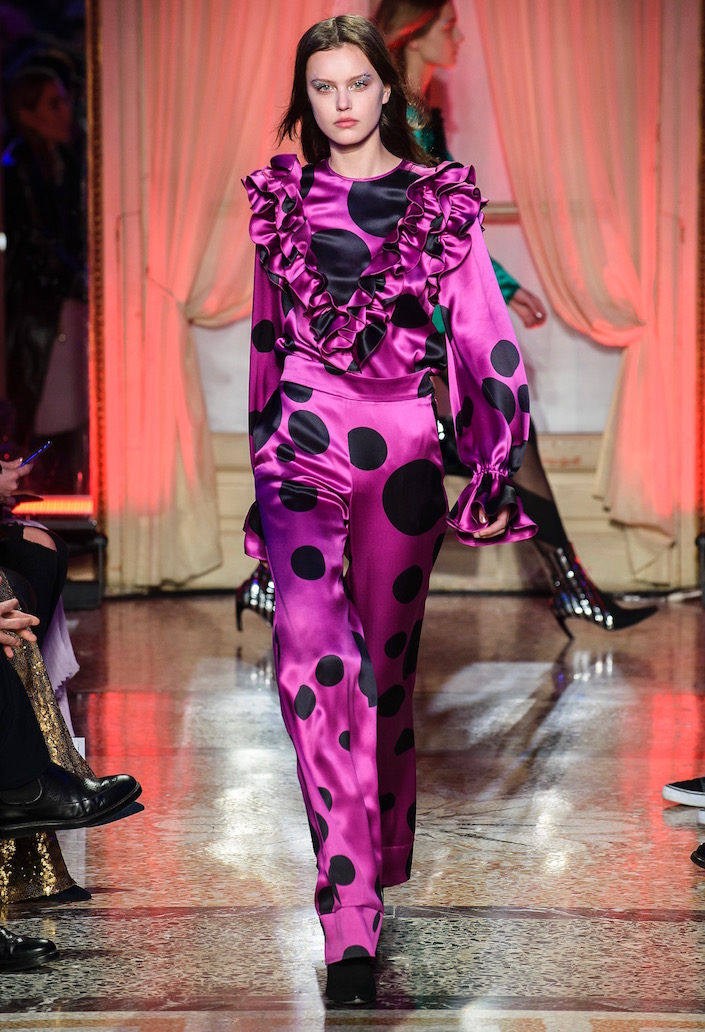 Clowning around at Genny Fall 2018.